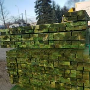 zielone deski